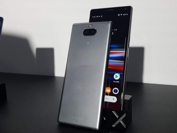 Sony mobile 推出 Xperia 10 系列手機,21:9 劇院級寬螢幕,一隻手縱橫螢幕兩端! 20190226_112511