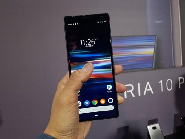 Sony mobile 推出 Xperia 10 系列手機,21:9 劇院級寬螢幕,一隻手縱橫螢幕兩端! 20190226_112658