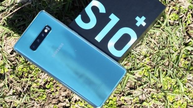 Samsung Galaxy S10+ 評測:升級有感!工作、生活都實用的旗艦手機 3126051