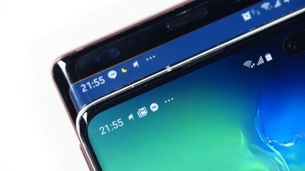 Samsung Galaxy S10+ 評測:升級有感!工作、生活都實用的旗艦手機 3136069