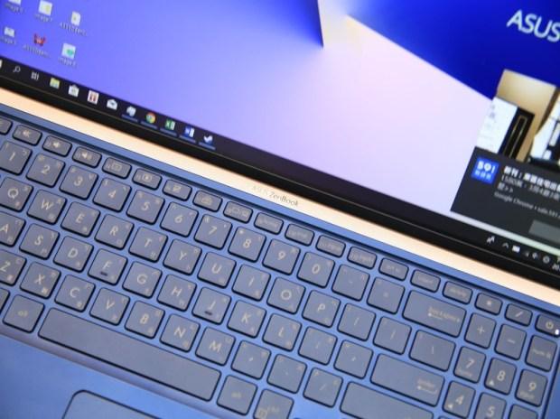 美‧力無邊ASUS ZenBook 15 UX533FD 開箱,全球最小15.6 吋筆電,電池續航力長達 16 小時! IMG_9243