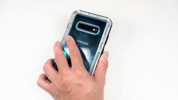 手機防護就找 OtterBox、LifeProof!專為 Galaxy S10+ 開發的手機保護殼來囉! 4160054