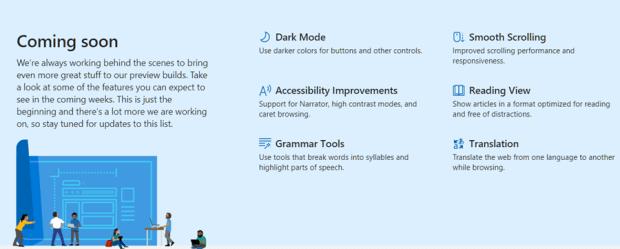 不用再下載 Chrome 了,使用 Chromium 為核心的 Edge 瀏覽器正式開放下載 image-16