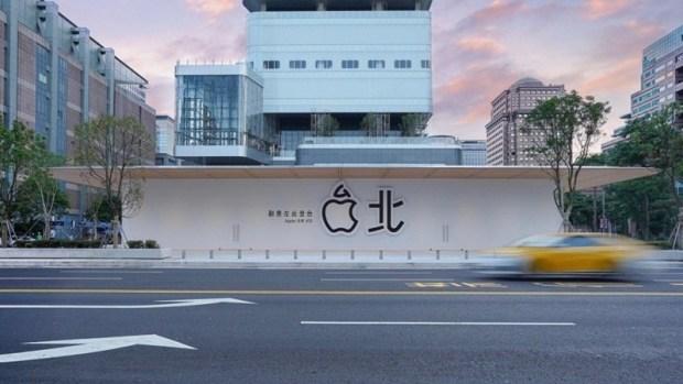 台灣第二間 Apple Store「信義 A13」亮相!Macbook Air 造型屋頂設計,預測暑假開幕 (有現場照片) %E5%8F%B0%E5%8C%97-Apple-Store