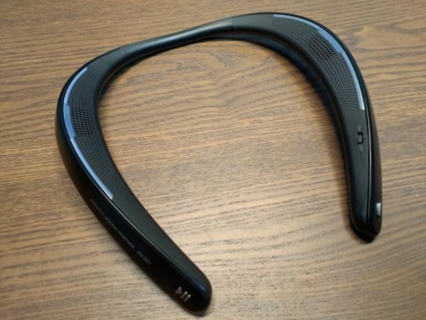 用 6 天不用充電,SHARP AQUOS Sound Partner 頸掛式藍牙揚聲器給你不同的耳機體驗 P_20190605_192915