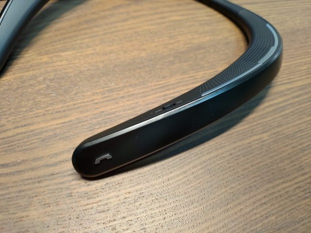 用 6 天不用充電,SHARP AQUOS Sound Partner 頸掛式藍牙揚聲器給你不同的耳機體驗 P_20190605_194034