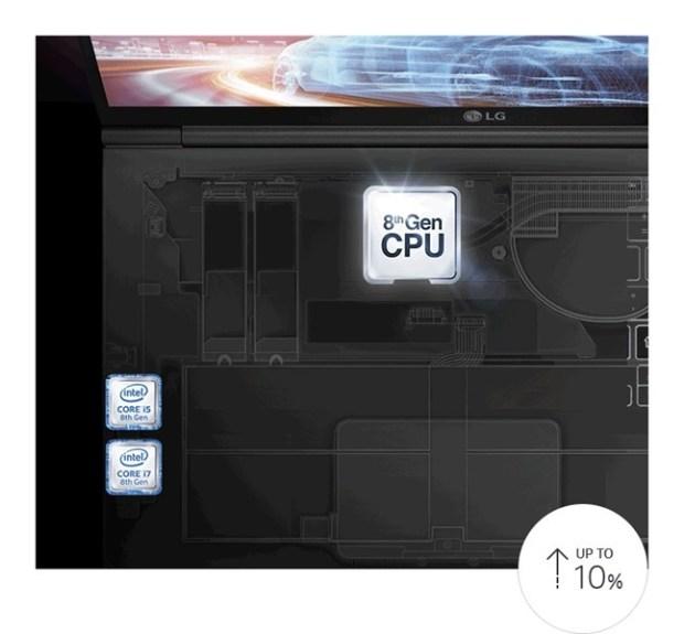LG gram 史上最輕17吋筆電問世!搭載 i7 處理器提供頂級效能 04