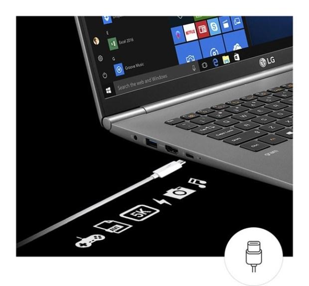 LG gram 史上最輕17吋筆電問世!搭載 i7 處理器提供頂級效能 07