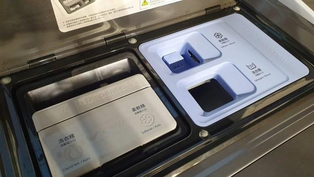 韓流來襲,DAEWOO 煒伲雅大宇在台推出世界首創「壁掛式洗衣機」,體積超迷你隨處好安裝 20190723_144508