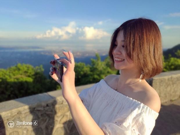 拍照也不用「五斗米折腰」ASUS ZenFone6 翻轉相機取景超方便 P_20190617_171221