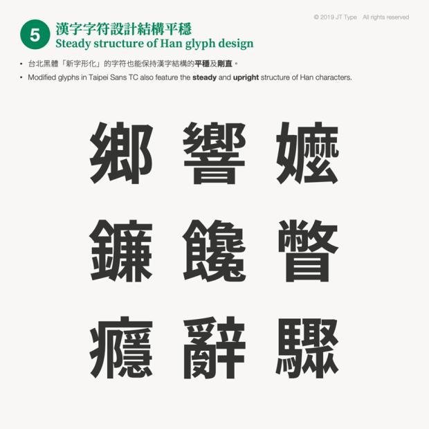 繁體中文字體「台北黑體」免費開源下載,更適合印刷,個人/商業皆可使用 unnamed-3-1