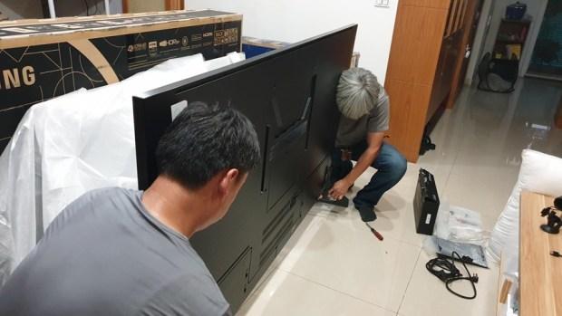 [體驗] 超高畫質 8K QLED量子電視 Q900R 放在家裡是什麼感覺? (同場加映 QLED 量子電視 Q80R) 20190717_080337