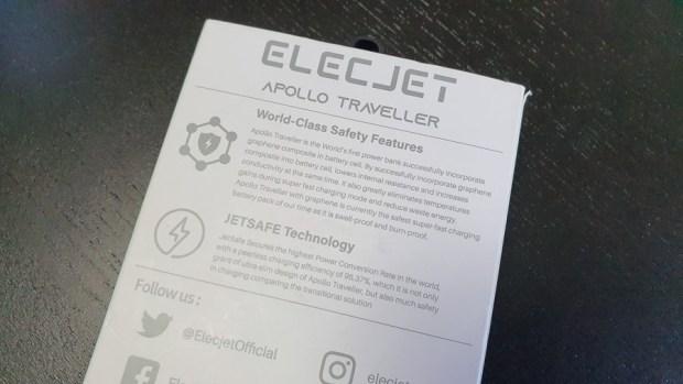 [好物團購] 史上最狂最優惠!ELECJET 超快充行動電源,充電只要18分鐘 20190802_163641