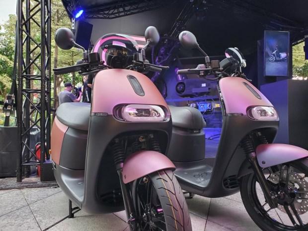 Gogoro 首款 ABS 車款 Gogoro S2 ABS 上市,炫彩配色更亮眼 20190821_135619