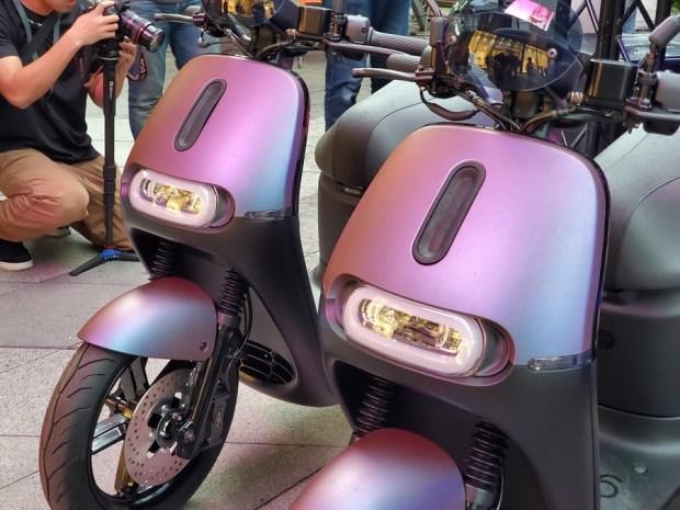Gogoro 首款 ABS 車款 Gogoro S2 ABS 上市,炫彩配色更亮眼 20190821_140101