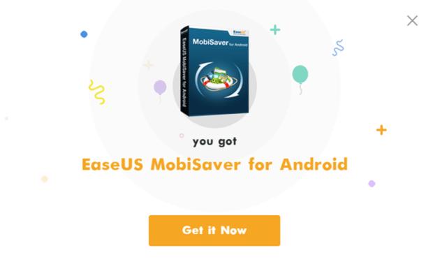 趕快參加!EaseUS iPhone/Android 手機資料救援軟體序號免費拿 Image-082