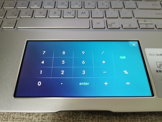 ASUS ZenBook 15(UX534)開箱評測,智慧觸控板真的太好用啦!美.力 無界 IMG_20191118_232703