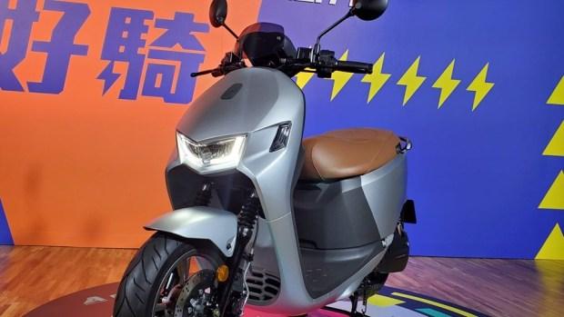 宏佳騰推出 Ai-1 Comfort 系列電動車,動力性能不減,騎乘更舒適,價格更親民! 20200117_144926