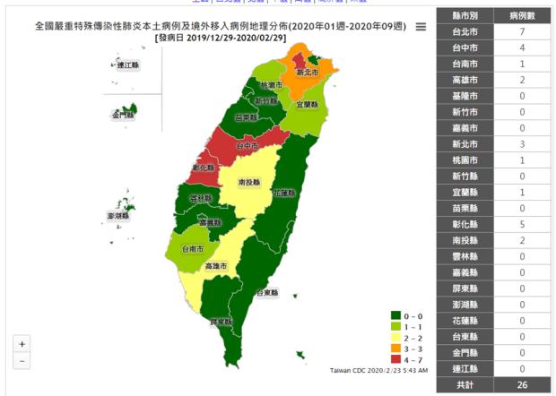 武漢病毒(新冠狀病毒)病例台灣地理位置地圖,衛福部開放網頁查詢 %E5%9C%96%E7%89%87-105