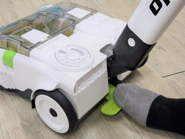 [開箱] 向拖地說掰掰!Hippolo 無線洗地機幫你輕鬆搞定地板清潔,還能消毒殺菌 20200329_151615