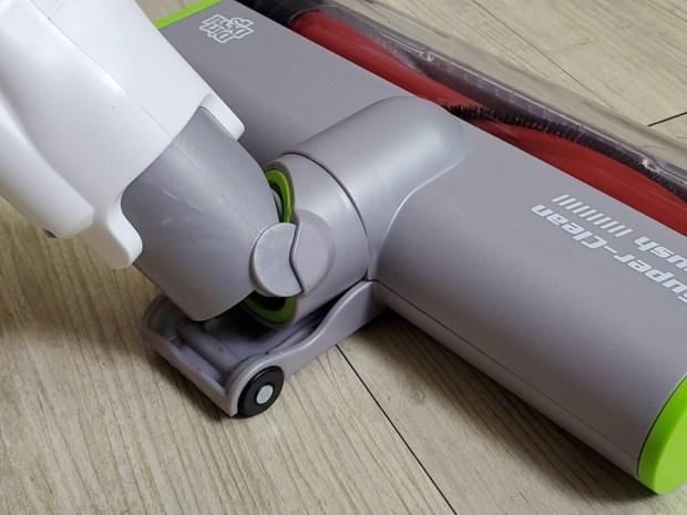 [開箱] 向拖地說掰掰!Hippolo 無線洗地機幫你輕鬆搞定地板清潔,還能消毒殺菌 20200330_210652