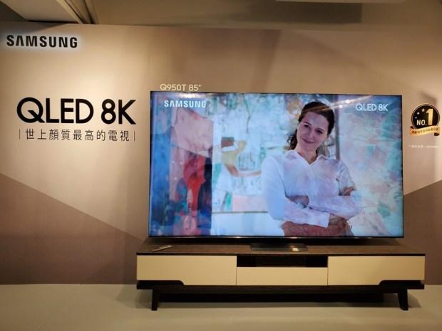 三星 2020 QLED 8K 電視來囉!你絕對沒想過電視可以這麼多變 20200425_132246