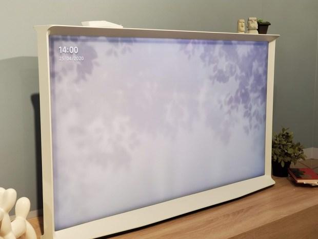 三星 2020 QLED 8K 電視來囉!你絕對沒想過電視可以這麼多變 20200425_140033
