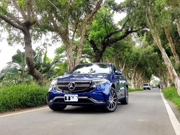 [試駕] 讓人合不攏嘴的賓士首款電動車 Mercedes-Benz EQC 400 4MATIC 運動版 20200502_152509_1