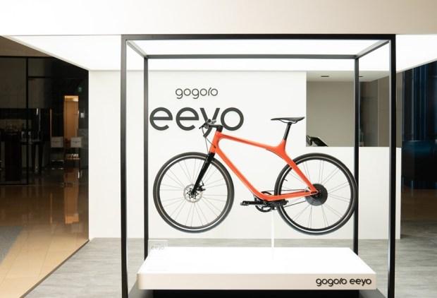 Gogoro Eeyo 全球首家概念店開幕,坐落台北 101 %E5%9C%968