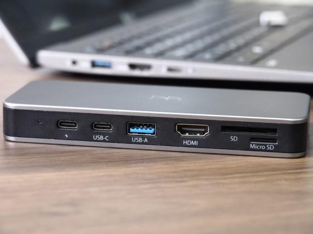 SSD + USB HUB 二合一,SAP SSD 集線器是你行動工作好夥伴! 6020126
