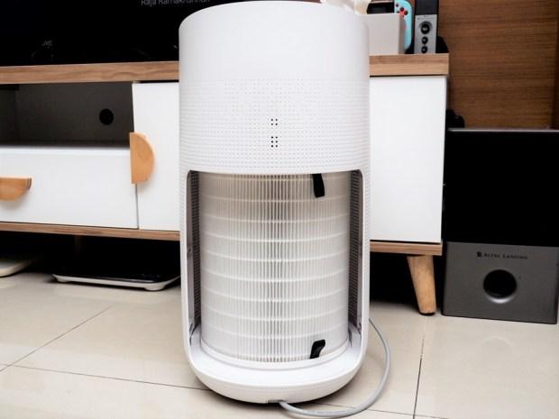 [評測] BRISE C260:超乎想像的安靜、CP 值破表,最適合小資族的空氣清淨機 9270679
