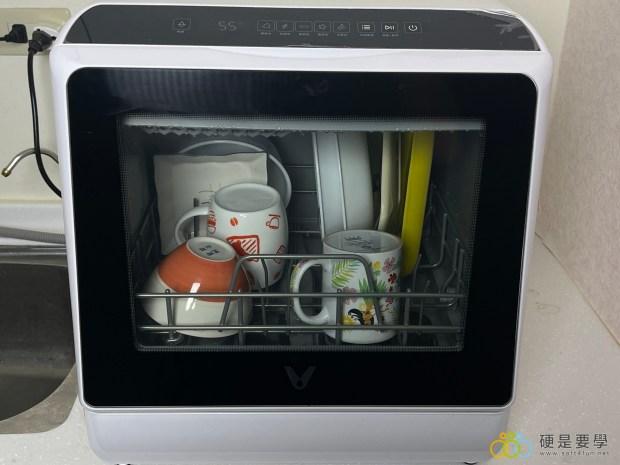 【評測】VIOMI 雲米互聯網洗碗機 (VDW0401):小體積大容量,小資、租屋終於也能擺脫洗碗惡夢! IMG_7422-scaled