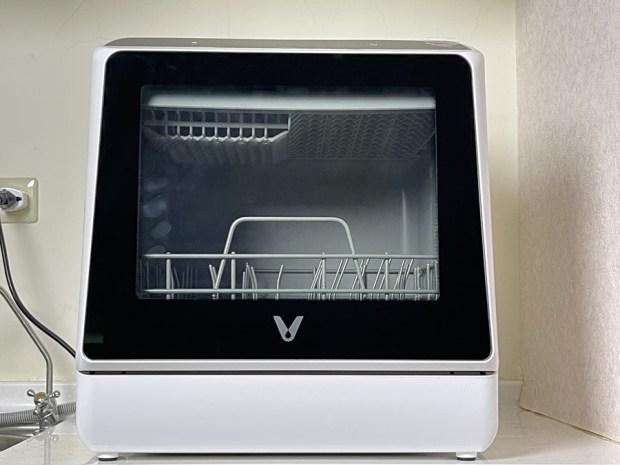 [評測] 雲米互聯網洗碗機:小空間專用,終於可以告別洗碗噩夢啦! IMG_7540