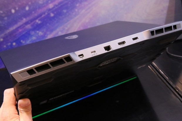 MSI 發表全新11代intel系列GE, GS, Pulse GL, Sword / Katana GF筆電,科技美學Creator Z16 登場! IMG_9535