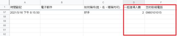 商家公司看過來!不用寫程式也能建立自己的 COVID-19 防疫實聯制調查表單 image-27