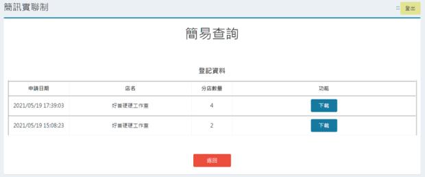政院版「簡訊實聯制」申請教學:完全免輸入資料,顧客更方便! image-50