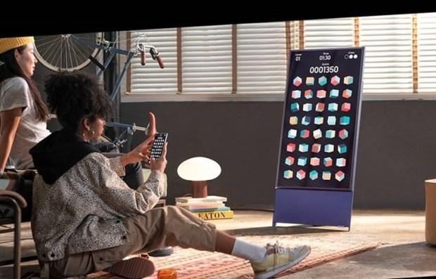三星首款超短焦雷射4K智慧電視 The Premiere來了!三款 Lifestyle TV 規格再升級 clip_image0124