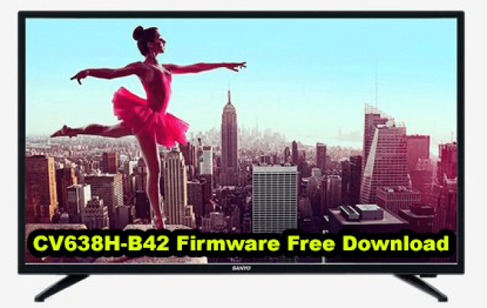 CV638H-B42 Firmware Free Download