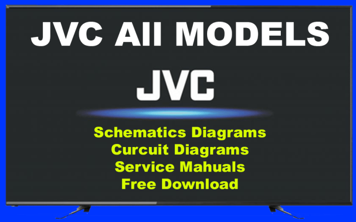 JVC LED TV Schematics Diagrams
