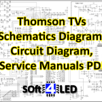Thomson TVs Schematics Diagram