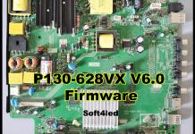 P130-628VX V6.0 Firmware Free Download