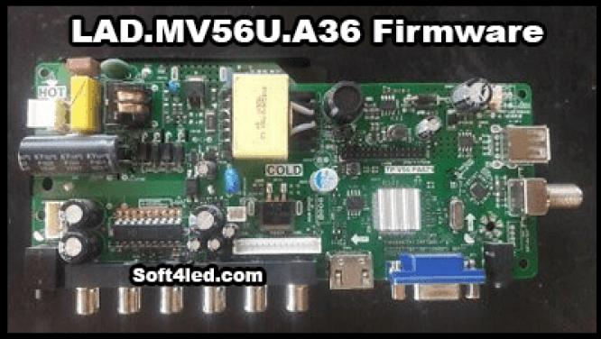 LAD.MV56U.A36 Firmware Download