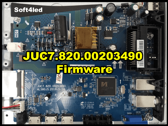 JUC7.820.00203490 All Firmware Free Download