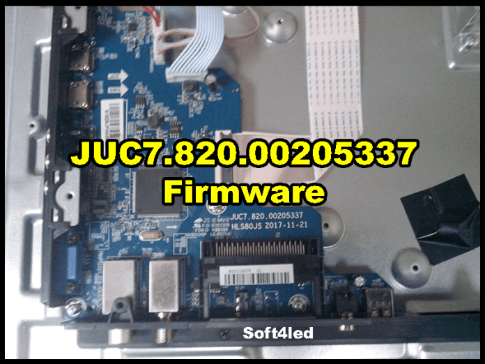 JUC7.820.00205337 All Firmware Free Download