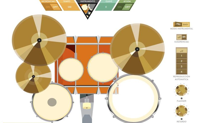 JAM en Chrome 5 utilidades web gratuitas para crear y editar sonidos