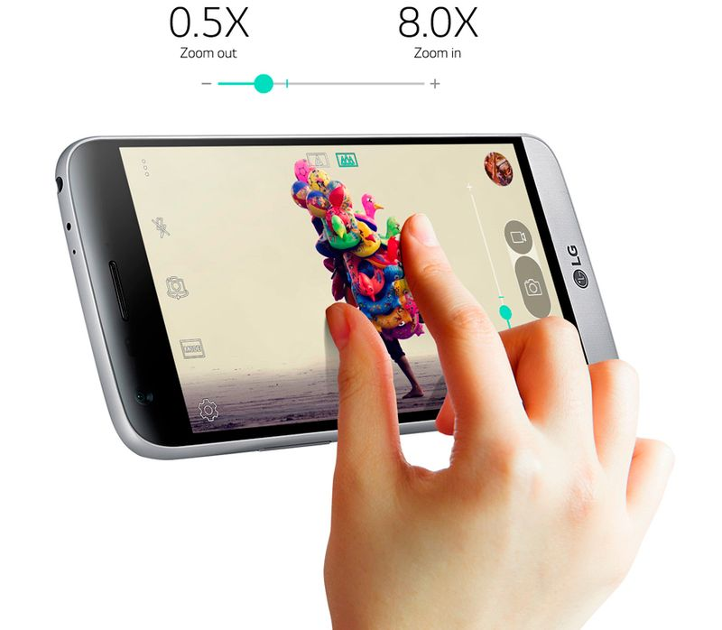 LG G5 3 LG G5, un smartphone rompedor
