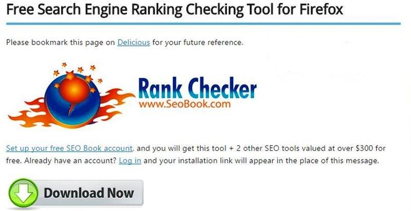 7 Herramientas SEO gratuitas que debes conocer Rank Checker 7 Herramientas SEO gratuitas muy poco conocidas