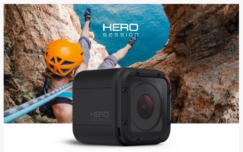GoPro Hero Session GoPro: las cámaras de acción que triunfan entre deportistas y aventureros