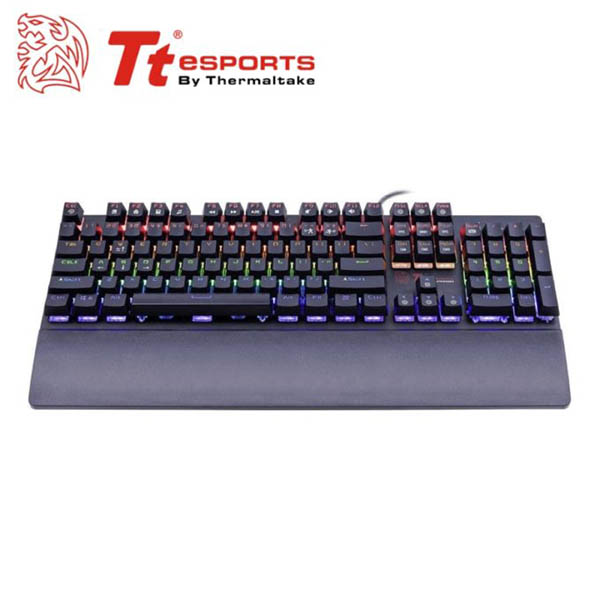 Thermaltake Challenger Edge Pro RGB Keyboard
