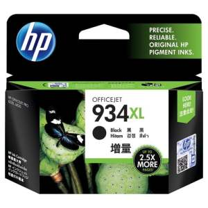 HP 934XL Black